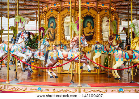 stock-photo-carousel-in-a-square-in-florence-italy-142109407